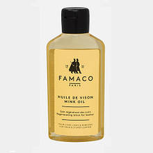 Жидкое норковое масло Famaco Mink Oil 125 ml