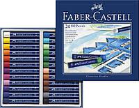"""Набор художественной масляной пастели Faber Castell """" GoldFaber"""" 24цв. ( 127024 )"""