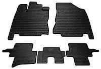Резиновые коврики в салон Infiniti JX (QX60) 2012- (STINGRAY)