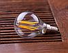 Светодиодная прозрачная лампа Filament 4Вт E14 LM390 G45 4500K