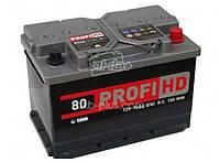 Аккумулятор  6СТ- 80Аз Profi HD, фото 1