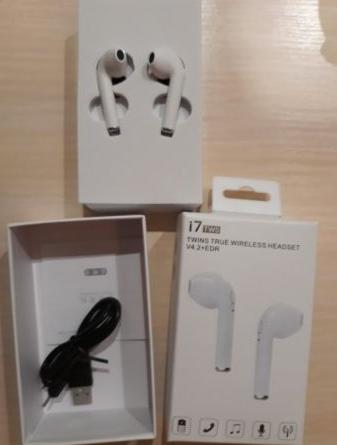 Беспроводные Bluetooth наушники HBQ I7 TWS