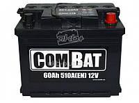 Аккумулятор 6СТ- 60Аз COMBAT, фото 1