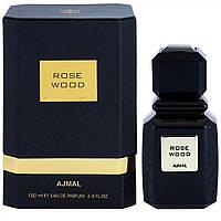 Женская восточная парфюмированная вода Ajmal Rose Wood 100ml