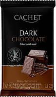 Премиум шоколад Cachet 53% Extra Dark Chocolate, 300г