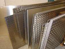 Лист алюминиевый 1.5 мм АД0Н2 , фото 2