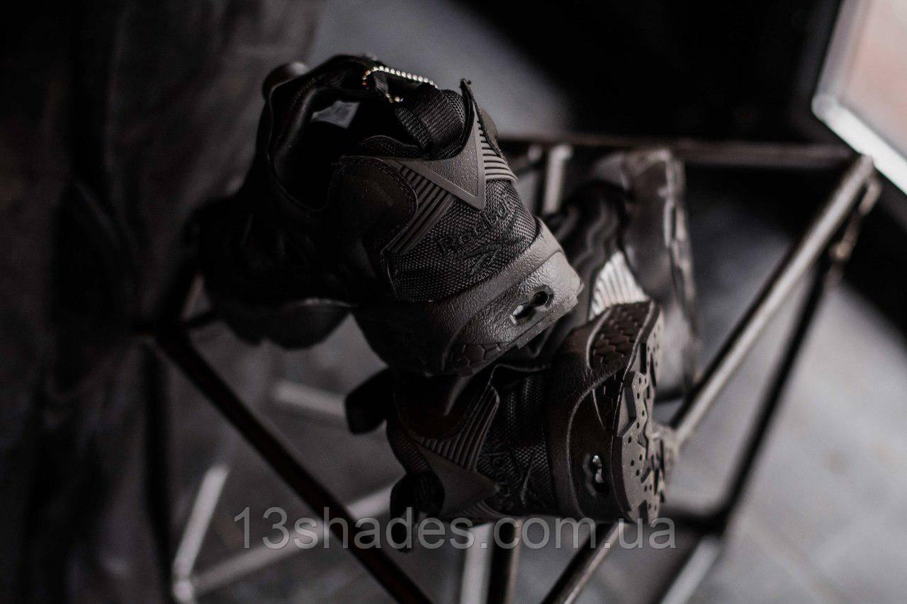 ... фото Женские кроссовки Reebok Insta Pump Fury OG Triple Black (Рибок  Инста Памп) e5b477b79049c
