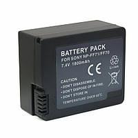 Аккумулятор Sony NP-FF70, Li-ion, 1800 mAh