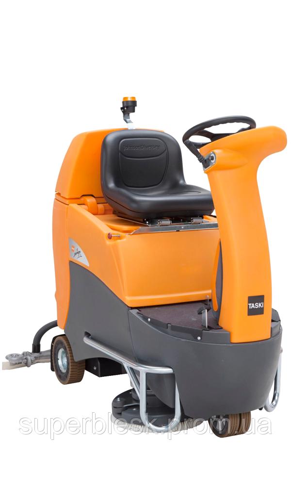 Машина для мытья полов нового поколения TASKI swingo 2500