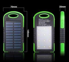 Solar Power bank 35000 LED light