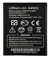 Аккумулятор к телефону THL W100/W100s 1800mAh