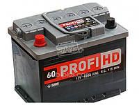Аккумулятор  6СТ- 60Аз Profi HD
