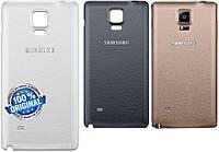 Задняя крышка панель корпуса для Samsung Galaxy Note 4 N910H