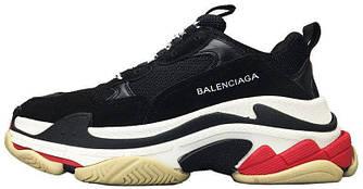 Мужские кроссовки Balenciaga (Балансияги) тройной цвет