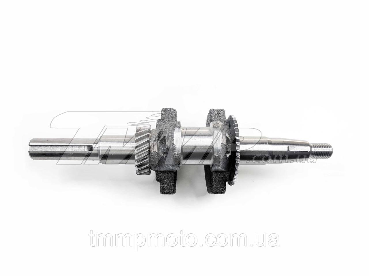 Коленвал 168F (конус L=40mm) Артикул: K-5253