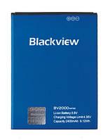 Аккумулятор к телефону Blackview BV2000 2400mAh