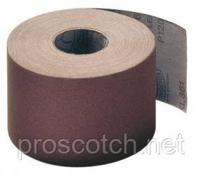 KL 381 J Шлифовальная шкурка Klingspor в рулонах  на тканевой основе p240 200*50000мм