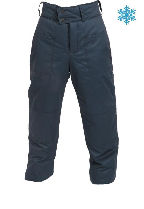 штаны ватные зимние