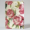 Обложка на автодокументы Fisher Gifts v.1.0. 181 Нарисованные розы (эко-кожа), фото 5