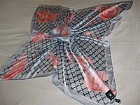 Платок C.C шёлковый можно приобрести на выставках в доме одежды город Киев