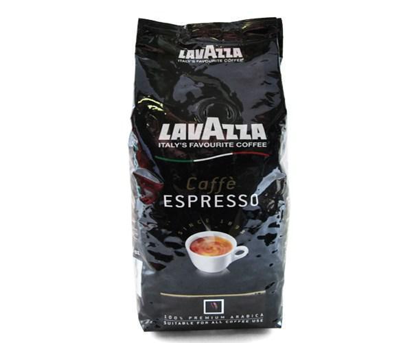 Зерновой кофе Lavazza Espresso Caffe 500г.