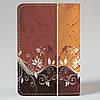 Обложка на автодокументы 1.0 Fisher Gifts 220 Цветочный стиль (эко-кожа), фото 5