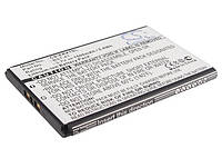 Аккумулятор Sony Ericsson Xperia X1a 1500 mAh Cameron Sino