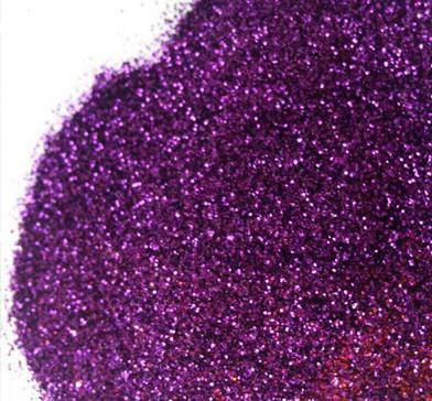 Глиттер пурпурный Спаркл Sparkle, размер частиц мелкий 0,2 мм