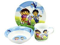 Детский набор посуды Даша