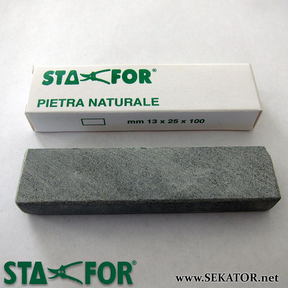 Натуральний точильний камінь STAFOR 980 (Італія)