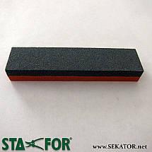 Синтетичний точильний камінь STAFOR 990 (Італія), фото 3