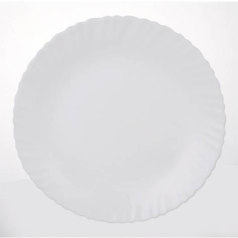 "Тарелка Ø 25 см "" Белое 2"", фото 2"