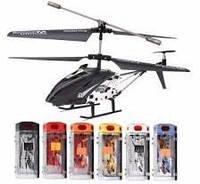 Вертолет Синий на радиоуправлении, на пульте управления,  р/у,  33008 006008