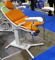 Кресло гинекологическое КС-5РЭ (электрическая регулировка высоты)