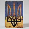 Обложка на автодокументы v.1.0. Fisher Gifts 356 Герб уличный арт (эко-кожа), фото 5