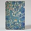 Обложка на автодокументы Fisher Gifts v.1.0. 366 Петриковская роспись. Олень (эко-кожа), фото 5