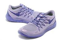 Женские кроссовки Nike Free 5.0 violet 2014, фото 1