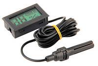 Влагомер-термометр для инкубатора цифровой с выносным датчиком
