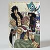 Обложка на автодокументы Fisher Gifts v.1.0. 392 FairyTail 5 (эко-кожа), фото 5