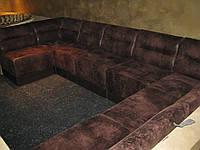 Ремонт мягкой мебели для торгово-развлекательных центров