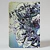 Обложка на автодокументы Fisher Gifts v.1.0. 412 Attack on Titan 7 (эко-кожа), фото 5