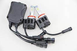 Світлодіодна лампа цоколь 9005, P6, MZ 6000К, 9000 lm 55W, 9-36В