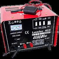 Пуско-зарядний пристрій 200 А для акумулятора авто, швидка зарядка Boost, 12/24 В, 50/55 А, Eurotec EW 215, фото 1