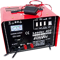 Пуско-зарядное устройство 200 А для аккумулятора авто, быстрая зарядка Boost, 12/24 В, 50/55 А, Eurotec EW 215
