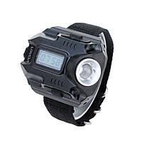 Ударостойкий фонарик-часы  (Q5) HL-333В