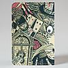 Обложка на автодокументы Fisher Gifts v.1.0. 427 Безумие (эко-кожа), фото 5