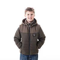 Весенняя куртка-жилет для мальчика Том Разные цвета