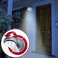 Эффективный светильник автоматического срабатывания Light Angel