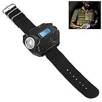 Тактические часы с ярким фонариком  (Q5) HL-333В