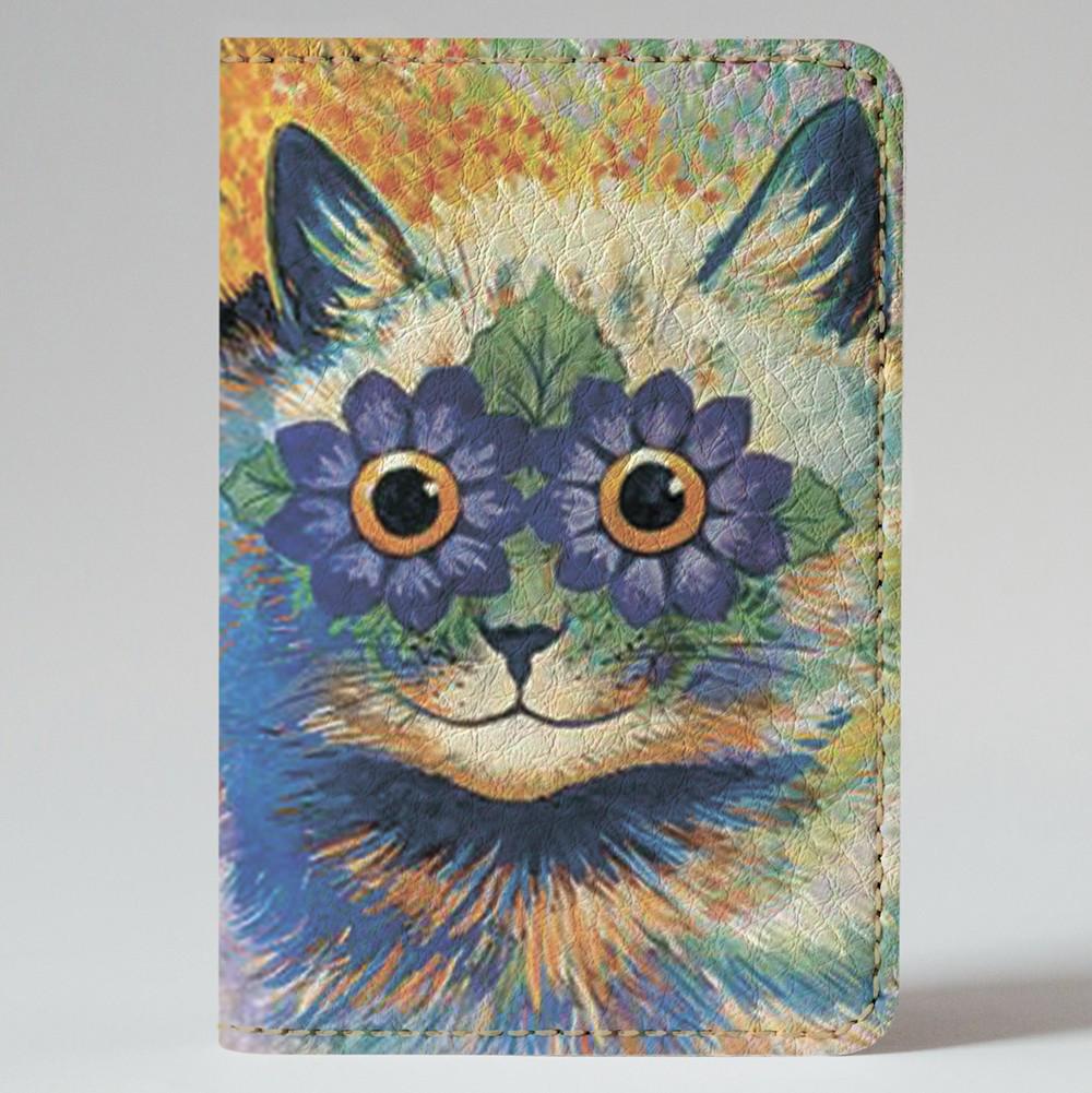Обложка на автодокументы 1.0 Fisher Gifts 452 Я не кот (эко-кожа)